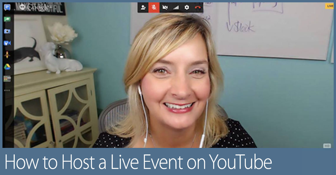 host-live-event-on-youtube-lisa-larter