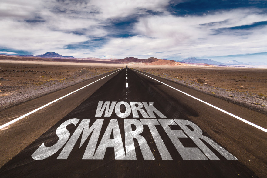 Work Smarter Not Harder: Fact or Fallacy?