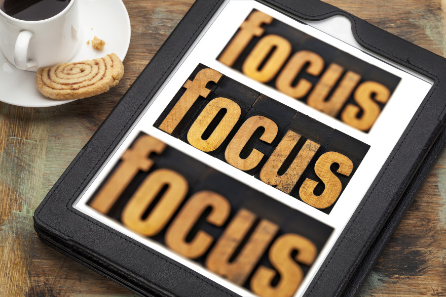 Focus: How To Prioritize & Complete Big Honking Business Projects