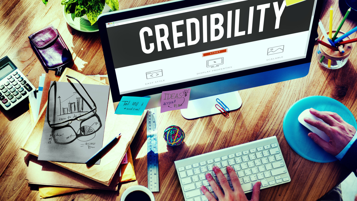 The NUMBER ONE way to build business credibility