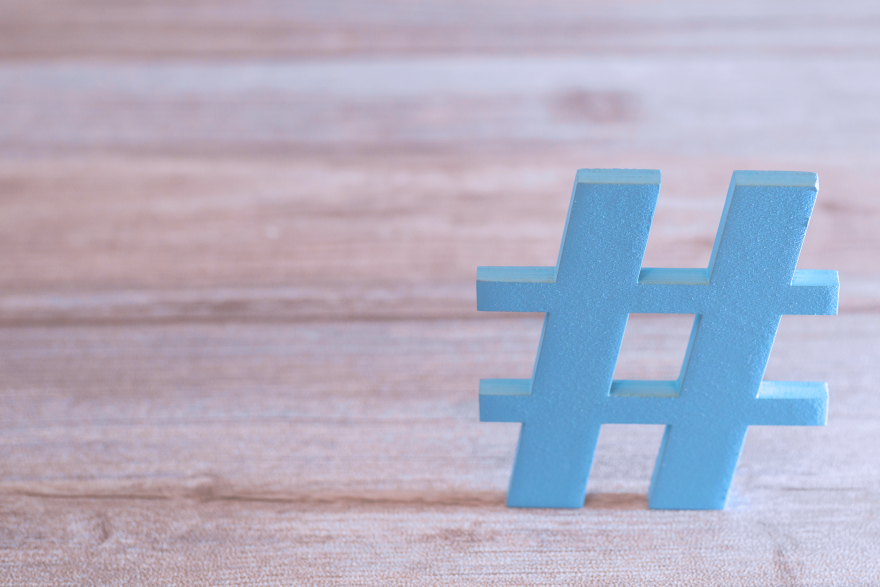 What the heck is a hashtag?