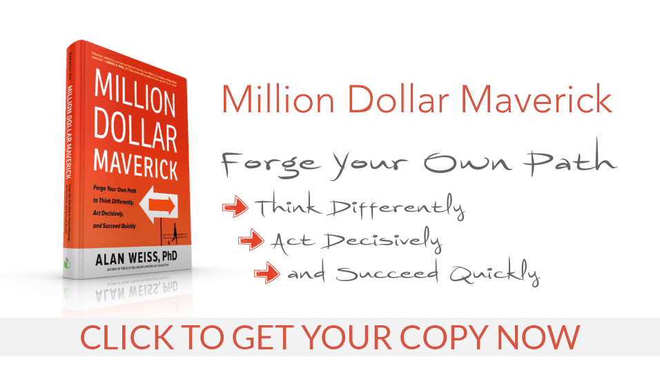 The Million Dollar Maverick Book Offer
