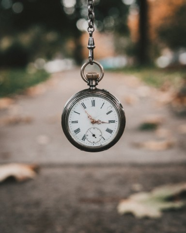 Waiting for the perfect time? By Lisa Larter