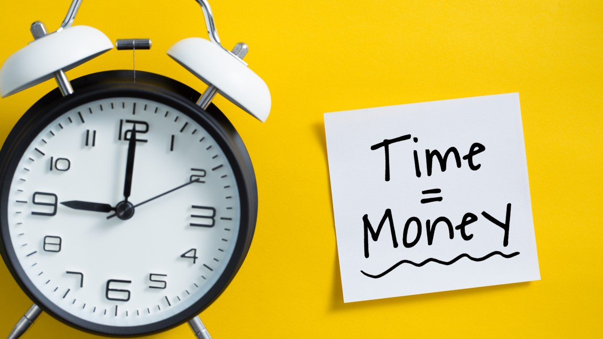 Time is money: the entrepreneur's most precious currency, by Lisa Larter