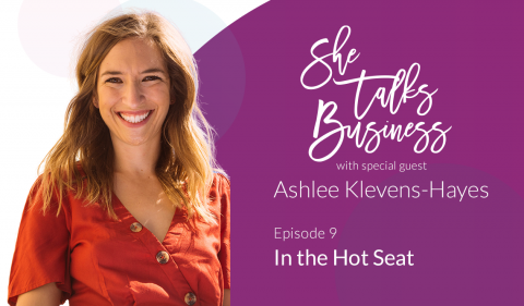 In The Hotseat With Ashlee Klevens-Hayes