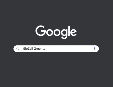 """Image of a google search for """"GloZell"""""""