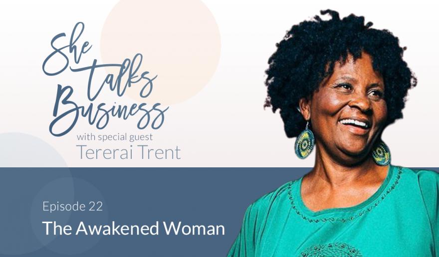 Awakened Woman with Tererai Trent - EP 22