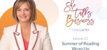 She Talks Business - Summer Of Rading Wrap Up
